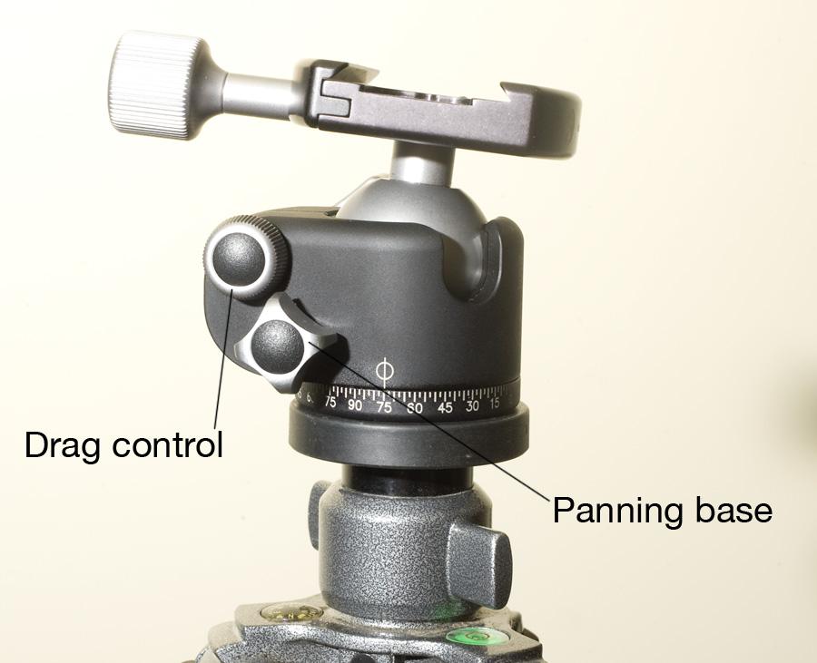 Really Right Stuff (RRS) BH-40 Ballhead mini review