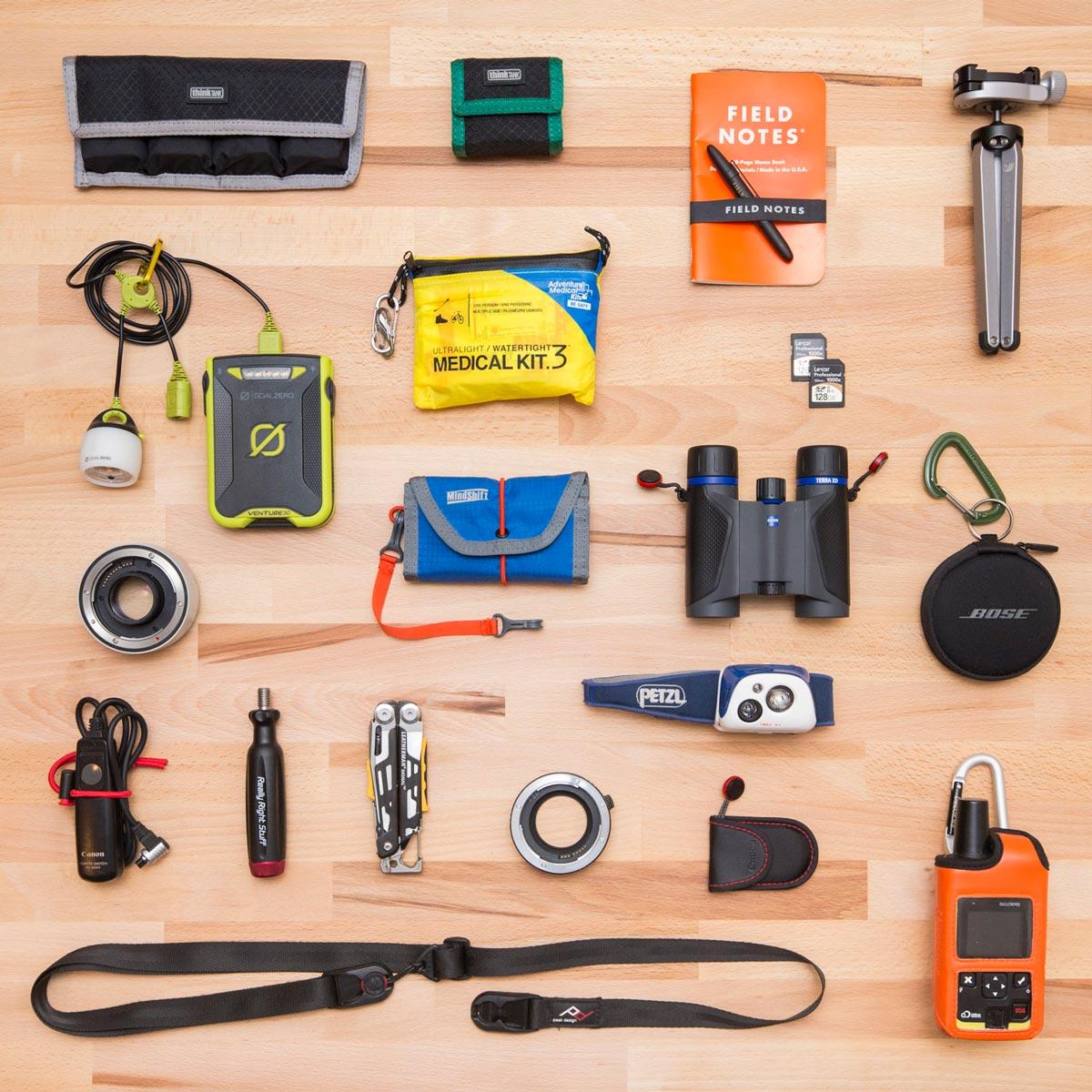 Amazon Organizer Dan Carr S Photography Edc Kit