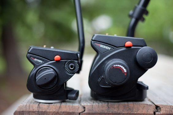 Video accessories for the Canon 5D Mark II: Part 2 – Video tripod heads