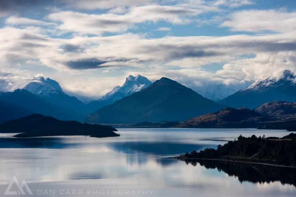 lake Wakatipu, Queenstown, Otago