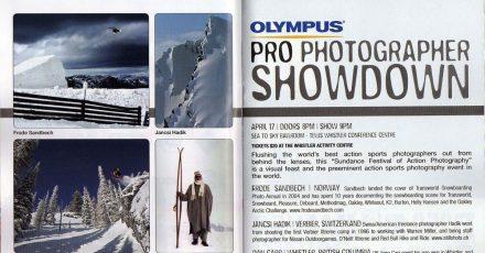 Finalist: Pro Photographer Showdown
