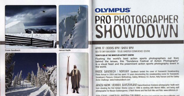 Finalist: Pro Photographer Showdown