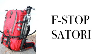 F-Stop Satori Camera Pack