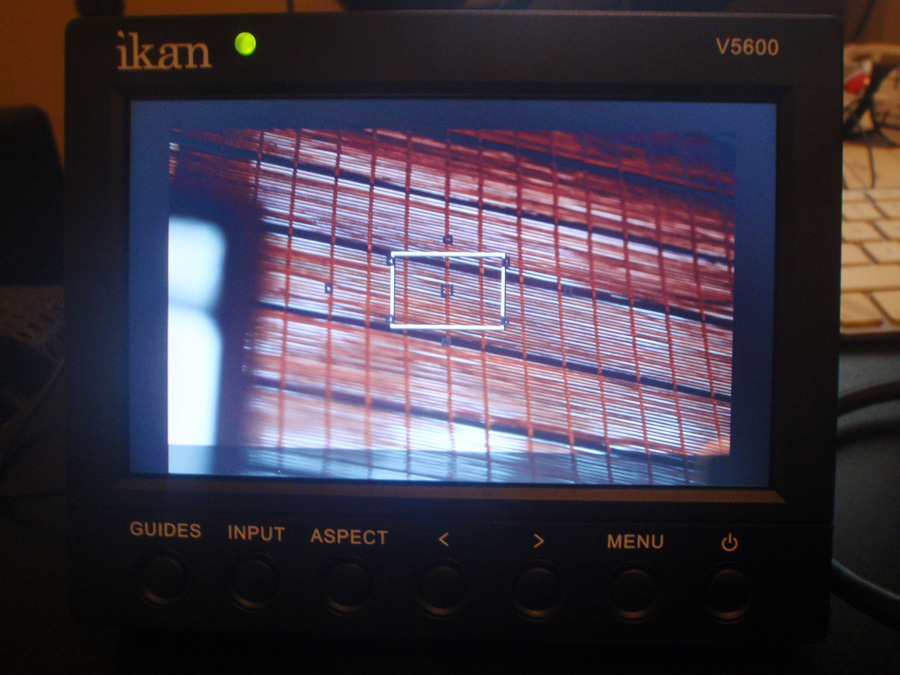 Liveview on the 5dMKII