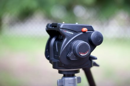 Manfrotto 503 HDV tripod head review