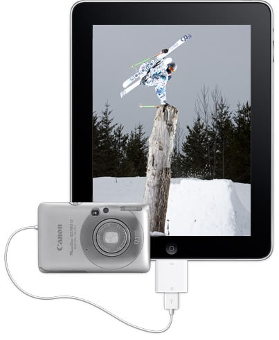 Apple iPad for photographers. What use is it?