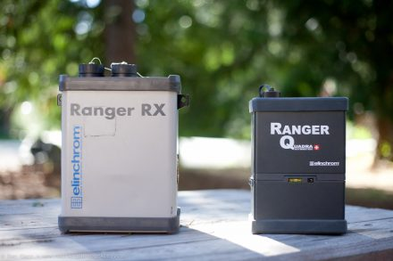 Elinchrom Quadra review and comparison to Ranger RX