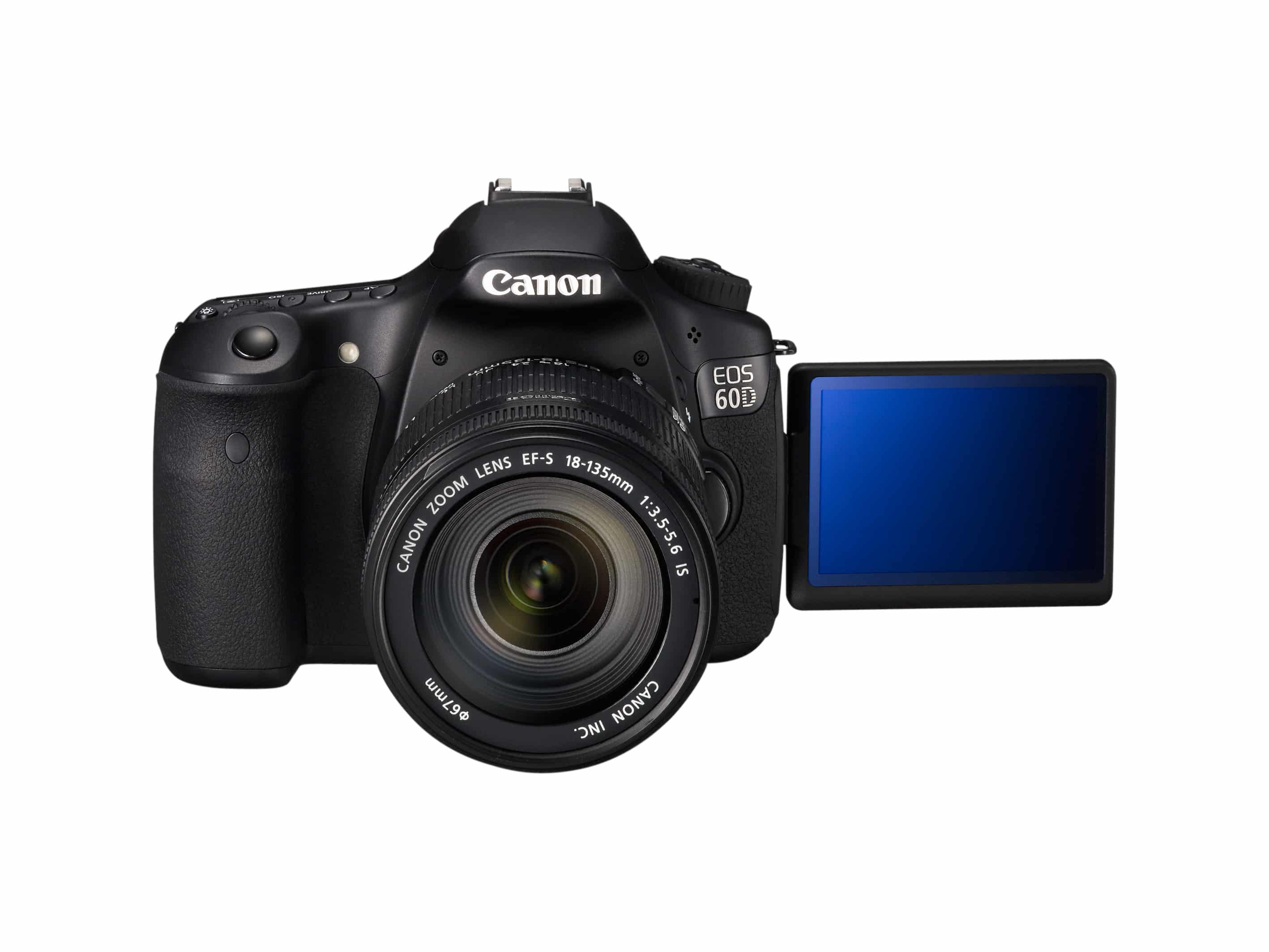 Though the 60D is the cheapest model of the 3 it definitely offers the best LCD screen by being the only one to be totally articulated