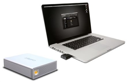 CalDigit AV Drive review.  USB 3.0 comes to the Mac!