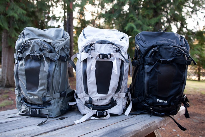 Introducing the new F-Stop Tilopa BC photo backpack