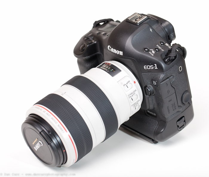 Canon 70-300 f4-5.6 L IS Review (Vs. 70-200 f4 L IS)