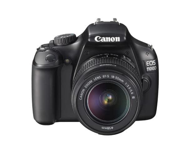 Canon Launches Eos 1100d T3 Dslr