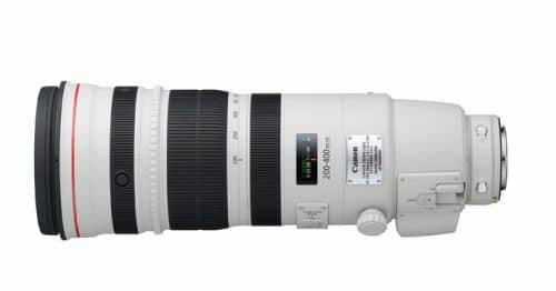 Canon 200-400 F4 L IS 1.4x Finally Announced