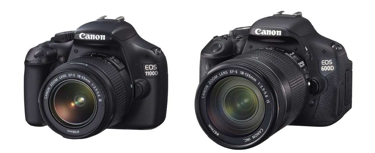 Canon T3i Vs. T3  (600D Vs.1100D) Which one is for you ?