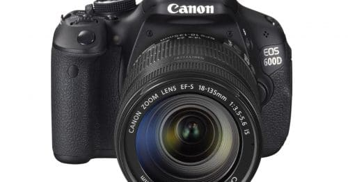 Canon Launches the 600D / T3i Digital SLR