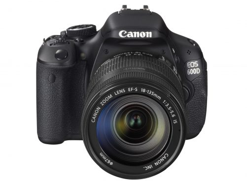 Canon T3i – Video Digital Zoom Function