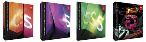 Adobe Launches Creative Suite 5 5 Including Subscriptions And Native Red Support In Premiere Pro