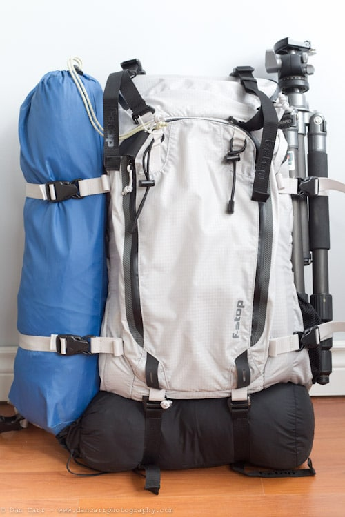 Introducing the F-Stop Satori EXP Backpack