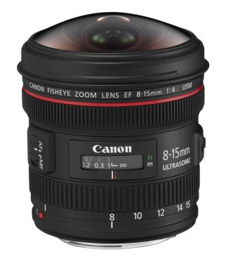 Canon 8-15 f4 L Fisheye Image Samples