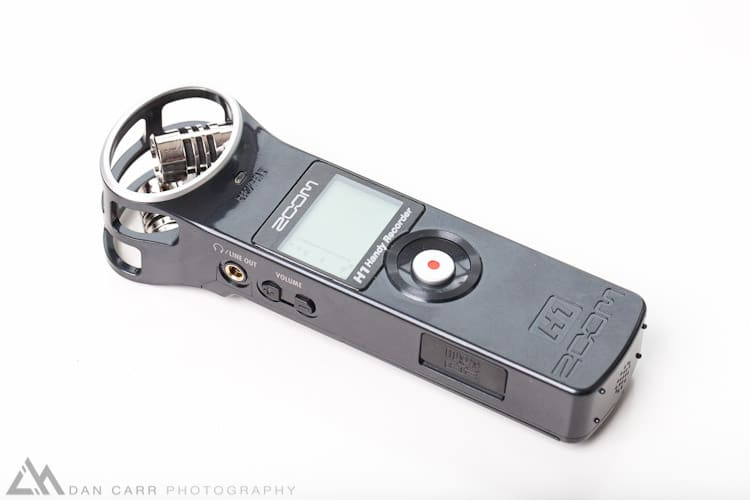 Zoom H1 Audio Recorder Review