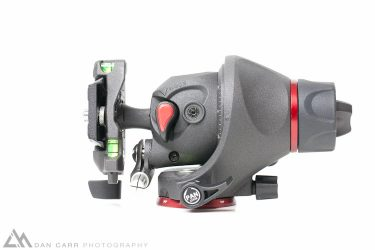Manfrotto 055 Mag Photo-Movie Head Review