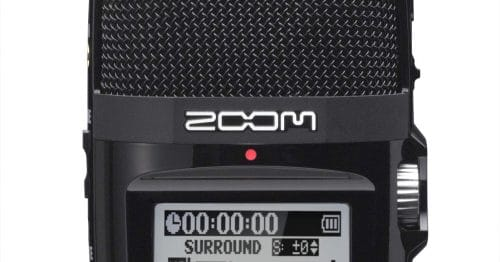 Samson Launches New Zoom H2N Audio Recorder