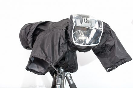 Think Tank Hydrophobia 300-600 V2 Rain Cover Review