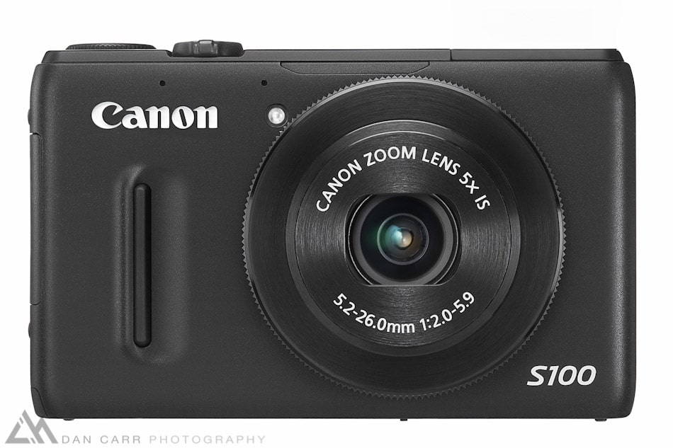 Canon Launches Powershot S100 Compact With Gps