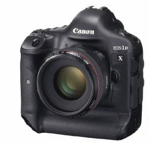 Canon EOS-1D X Firmware Update Gives F8 Autofocus & More…