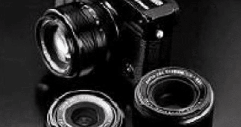Fuji's Interchangeable Lens Camera - The X-Pro 1