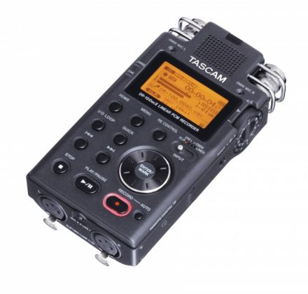 New Tascam DR-40 and DR-100 MKII FOR DSLR Audio