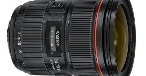 Canon 24-70 f2.8 L II