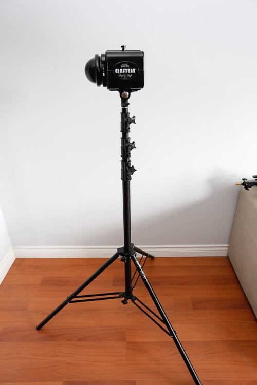 Impact Air Cushioned Heavy Duty Light Stand 13′ (4m)