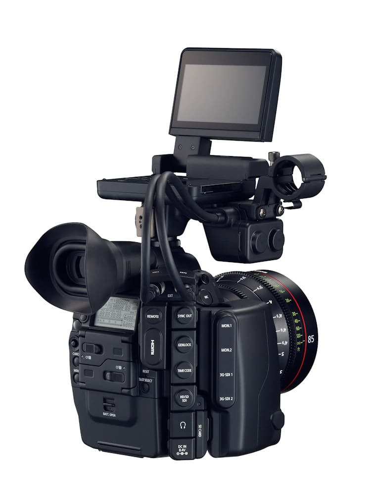 Canon C500 IN STOCK