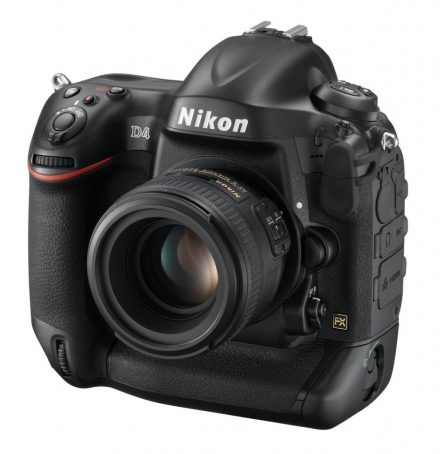 Nikon D4 Video Feature Improvements