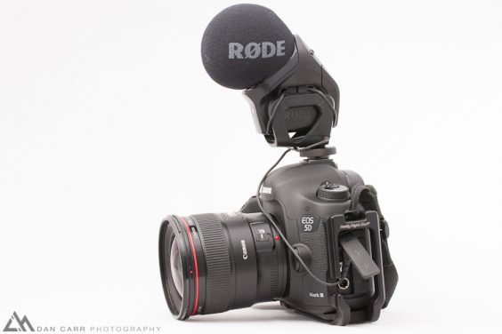 Rode Stereo Videomic Pro Review