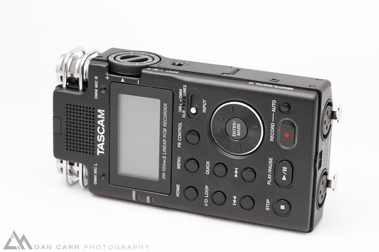 Tascam DR-100 MKII Review & Comparison To Zoom H4N