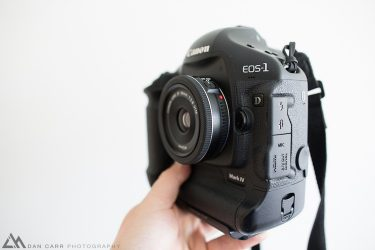 Hands On With The New Canon 40mm f2.8 STM Pancake Lens