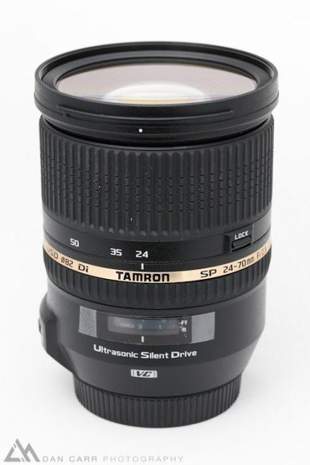 Tamron 24-70 F2.8 DI VC Review