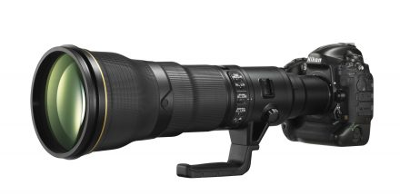 Nikon Announces Development Of 800mm f5.6 Lens