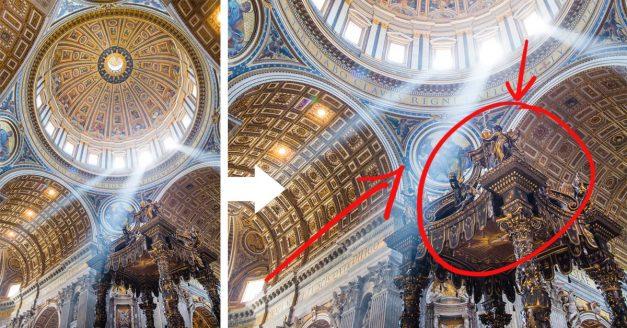 Behind the Shot: St Peter's Basilica, Vatican City