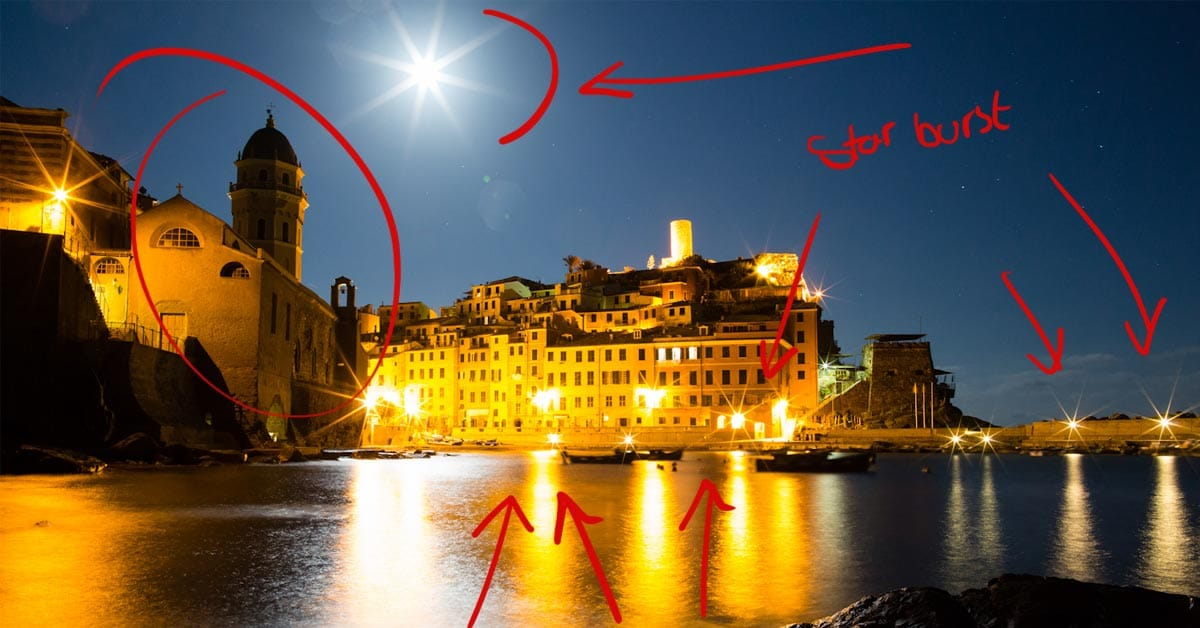Behind the Shot: Moonrise Over Vernazza