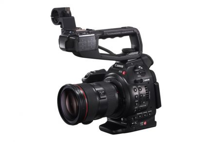 Canon Expands Cinema EOS Lineup With The New C100