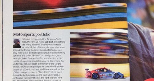 In Print - Le Mans Images In Digital Photo