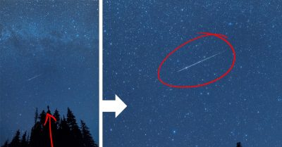 Behind the Shot: Milky Way and Meteors