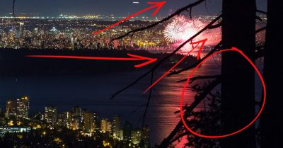 Behind the Shot: Fireworks Over Vancouver