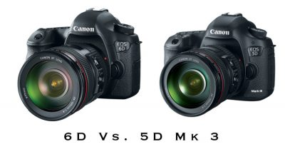 Canon 6D Vs. Canon 5D Mark 3 & Making The Jump To Full Frame