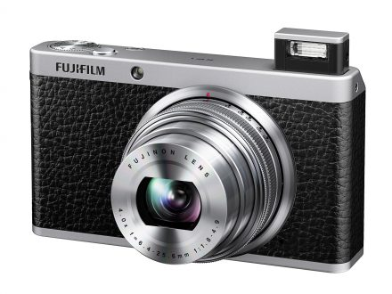 Fuji Launches New Retro Compact – XF1