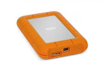 LaCie Launches Rugged Thunderbolt & USB3 Drive