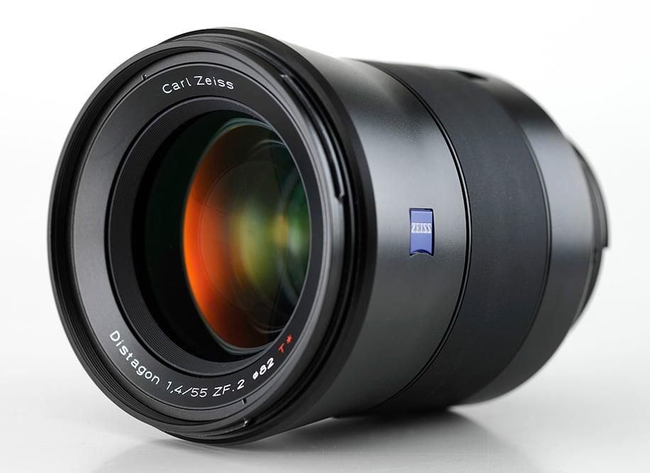 New Line Of Zeiss Lenses Coming For Canon & Nikon - First Is